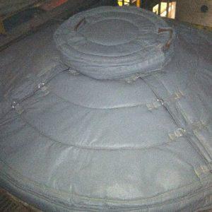 Blast-furnace-insulation-cover