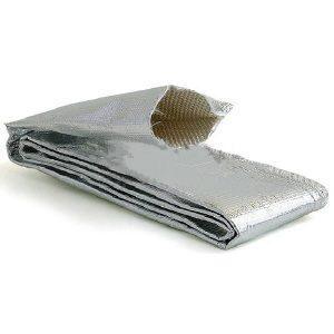 Aluminised-silica-sleeve