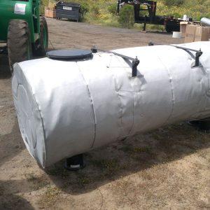 Generator-exhaust