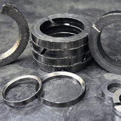 Graphite-ring