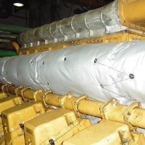 Marine-insulation