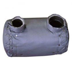Muffler-insulation